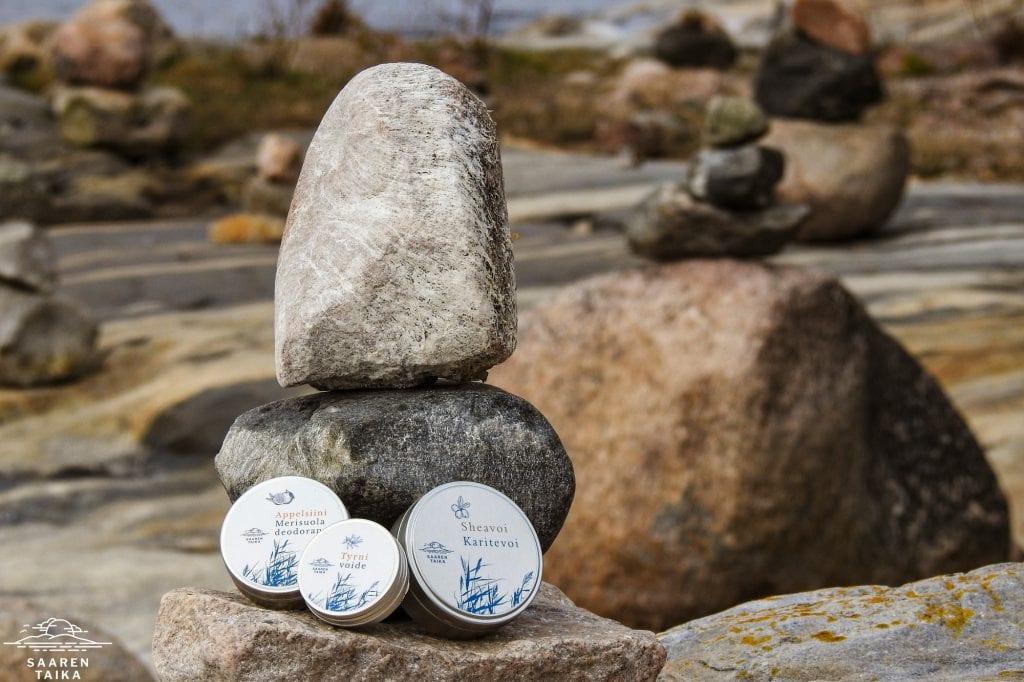 Saaren Taika alumiiniton deodorantti